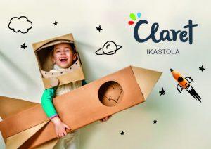Claret Ikastola de Gros servicios de publicidad para su campaña de matriculación